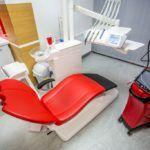 Lézeres fogászat fogorvosi szék